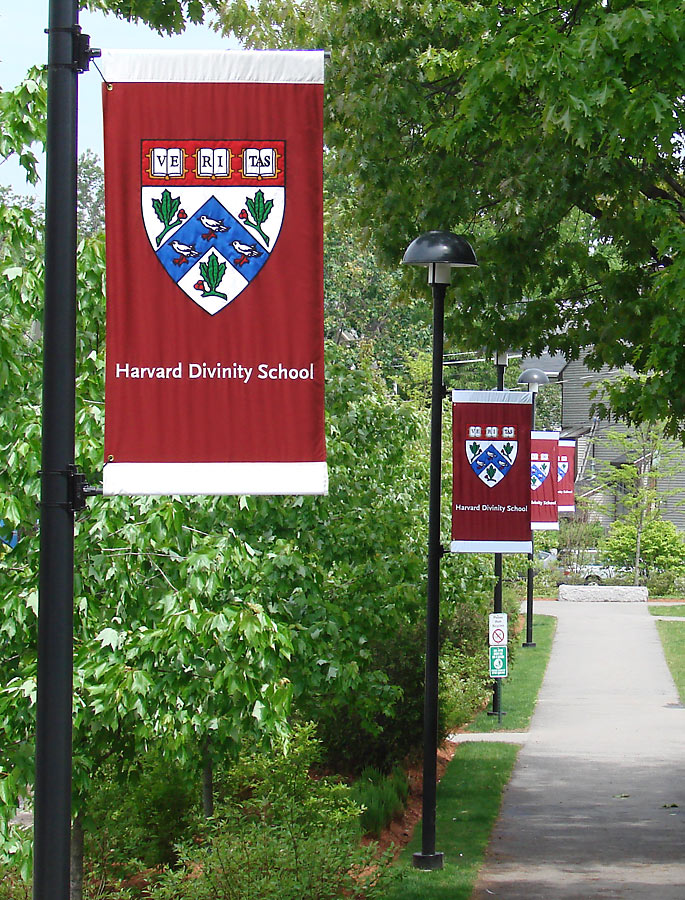 College / University Main Campus Gallery, Page 1: New England Flag ...