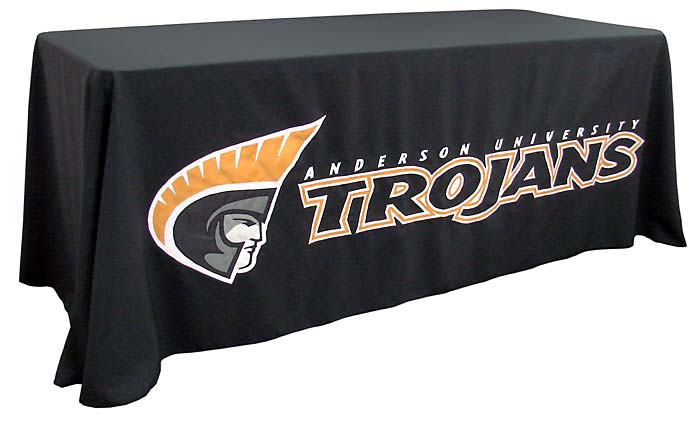 Custom Table Drapes Gallery Page 1 New England Flag Amp Banner