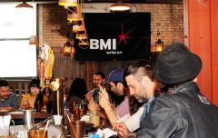 Custom banner for BMI event