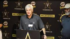 Vanderbilt Athletics Media Backdrop