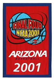 arizona state ncaa final 4 championship banner 2001