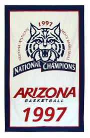 arizona state ncaa national champions banner 1997