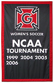 Custom Grinnell College NCAA Tournament add a year banner
