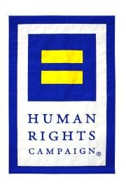 HRC Human Rights Campaign banner