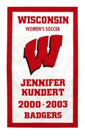wisconsin badgers banner