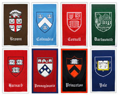 Ivy League Conference Banner Set