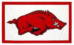 arkansas logo banner for conference banner set