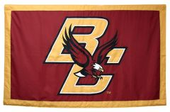 Hockey East Conference, Boston College logo banner, applique