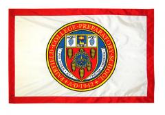 Fairfield Prep custom school seal banner