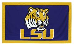 LSU custom logo banner for conference banner set