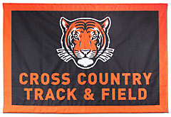 Princeton Cross Country, Track and Field travel banner