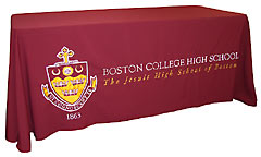 Custom table throw for BC High