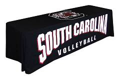 south carolina custom table banner