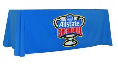 allstate sugar bowl table drape