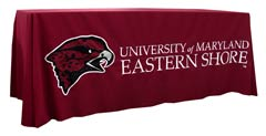Custom stable throw: University of Maryland Eastern Shore