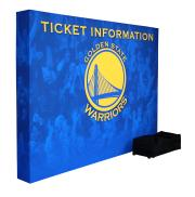 golden state warriors media backdrop
