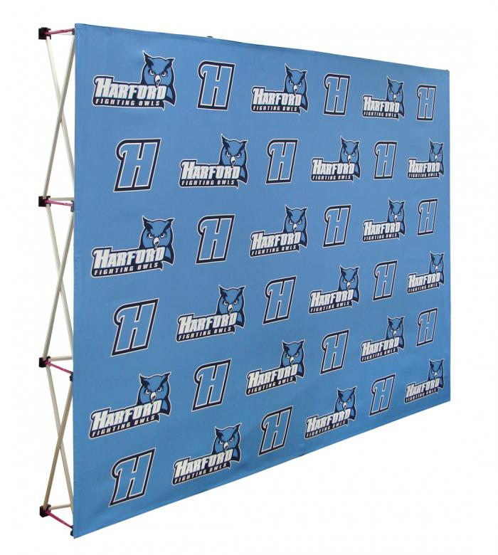 Custom Backdrops Gallery Page 1 New England Flag Amp Banner