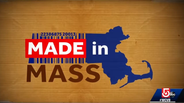 WCVB Made in Mass.